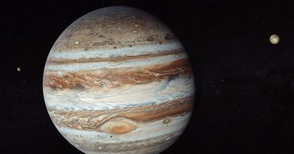 Mùng 10 tháng Sáu tới, Sao Mộc sẽ tới gần Trái Đất đến nỗi bạn có thể ngắm nó mà không cần kính viễn vọng