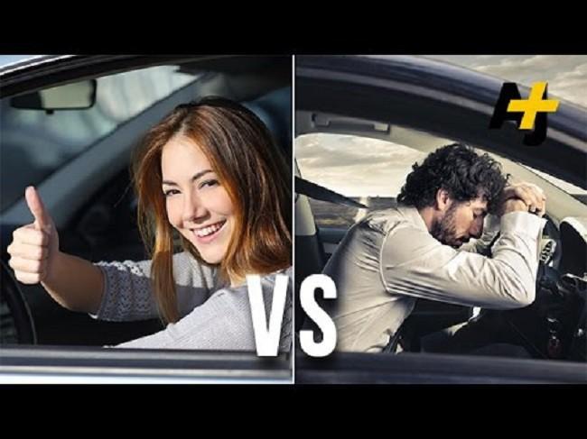 Cứ bảo đừng bán xăng cho chị em nhưng thực tế đàn ông hay phụ nữ lái xe tốt hơn? Khoa học đã có câu trả lời rồi đây - Ảnh 2.