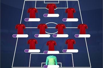 Xem bóng đá Việt Nam vs Curacao trên HTV Thể thao trực tuyến
