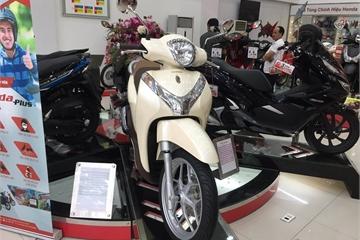 Giá xe Honda tiếp tục giảm, Honda SH và SH Mode ổn định
