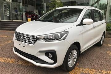 Suzuki Ertiga 2019 ồ ạt về đại lý, sẵn sàng đối đầu với Mitsubishi Xpander