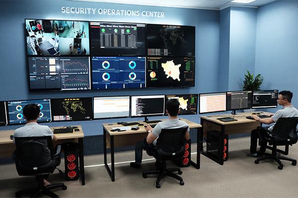 Các tỉnh cũng cần thành phố thông minh và trung tâm giám sát không gian mạng
