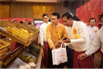 Mạng di động Viettel tại Myanmar khai trương dịch vụ ví điện tử MytelPay