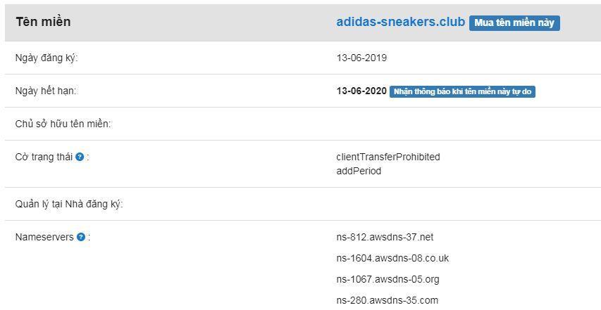 Ham khuyến mãi, nhiều người chia sẻ tin nhắn lừa tặng 3.000 đôi giày Adidas