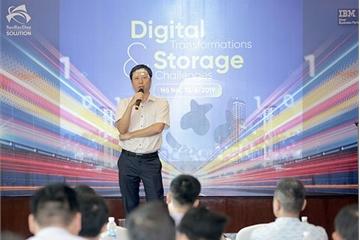 CEO Saobacdau Solution: Công nghệ số đang tham gia trực tiếp vào hoạt động kinh doanh