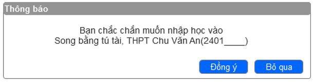 Hướng dẫn cách xác nhận nhập học trực tuyến vào lớp 10 THPT Hà Nội năm 2019 | 6 bước để xác nhận nhập học trực tuyến vào lớp 10 THPT Hà Nội năm 2019 | Cách xác nhận nhập học trực tuyến vào lớp 10 năm 2019 tại Hà Nội