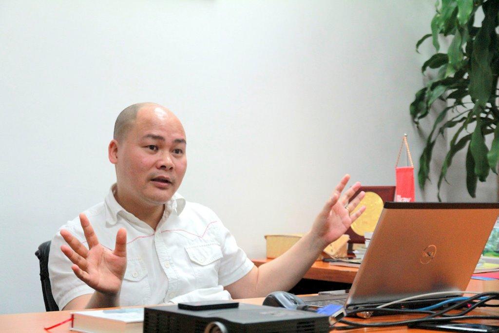 Cần thay đổi định kiến Việt Nam không làm được sản phẩm cạnh tranh với các nước hàng đầu thế giới   Ông Nguyễn Tử Quảng: Nếu thay đổi định kiến, Việt Nam có thể trở thành cường quốc công nghệ