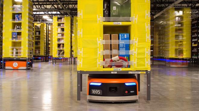 Amazon – Đế chế robot trong tương lai - Ảnh 3.