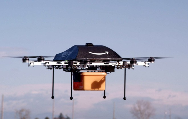 Amazon – Đế chế robot trong tương lai - Ảnh 4.
