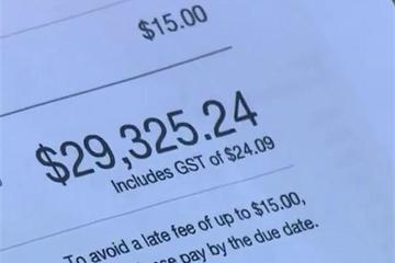 Một gia đình sốc nặng vì tốn 20.000 USD tiền cước 4G khi du lịch