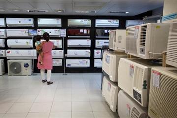 Dịch vụ cho thuê máy lạnh mùa nóng ế ẩm