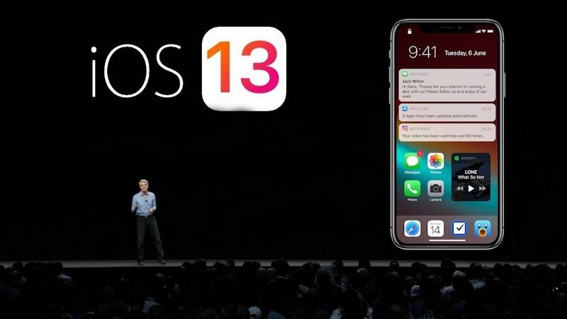 Hướng dẫn lên iOS 13 Beta bằng profile chính chủ Apple: Một phát ăn liền, không cần máy tính - Ảnh 1.