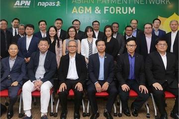 NAPAS Việt Nam làm Chủ tịch Mạng thanh toán châu Á