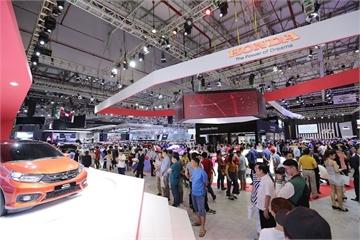 Thị trường ô tô sôi động phân khúc xe cỡ nhỏ