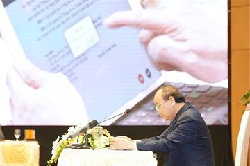 Chính phủ thông qua đề nghị xây dựng Nghị định về định danh và xác thực điện tử