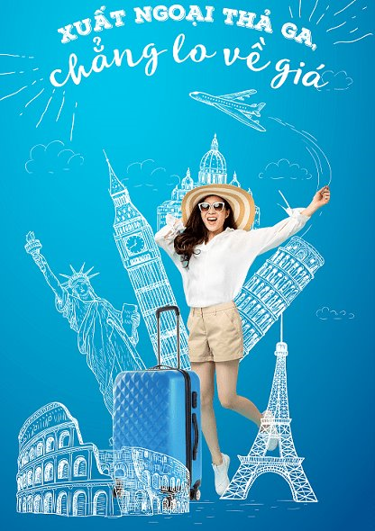 Gói cước CVQT Super Data Roam: Chẳng lo đổi SIM, thỏa thích 3G khi đi du lịch nước ngoài