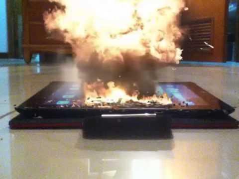 Apple vướng vào kiện tụng liên quan vụ cháy chung cư nghi do iPad - Ảnh 1.