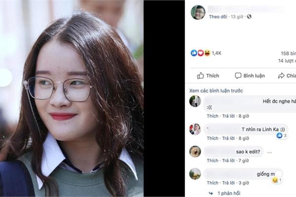 Đi thi THPT quốc gia, nữ sinh bị 'ném đá' vì lọt ống kính máy ảnh