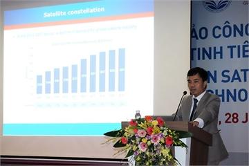 Đến năm 2022, Việt Nam sẽ phóng thêm 3 vệ tinh lên không gian