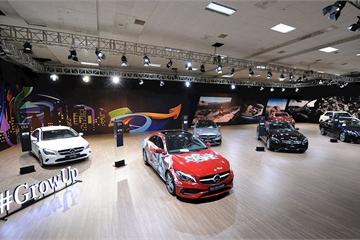 Mercedes-Benz Việt Nam sẽ giới thiệu E-Class vào tuần tới