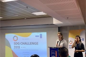SDG Challenge 2019: Cuộc thi khởi nghiệp đầu tiên về giải pháp cho người khuyết tật tại Việt Nam