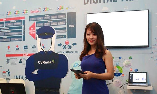 Startup Việt CyRadar muốn có tên trong Top 20 công ty an ninh mạng hàng đầu châu Á