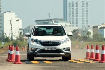 Honda CR-V và City đồng loạt giảm giá tại đại lý