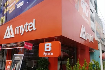 Bphone 3, Bphone 3 Pro của Bkav chính thức được bán tại gần 100 cửa hàng MyTel ở Myanmar