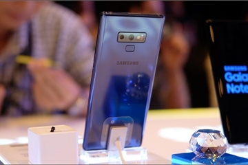 Note 9 giảm giá 3 triệu đồng tại Việt Nam khi Note 10 đã xác định ngày ra mắt