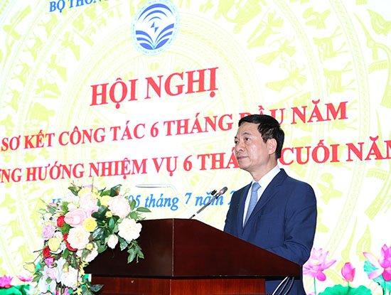 """Bộ trưởng Nguyễn Mạnh Hùng: """"Chuyển đổi số, kinh tế số, xã hội số là trọng tâm của Việt Nam trong nhiều thập kỷ tới"""""""