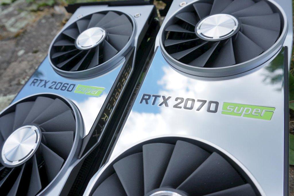 Thế hệ GPU mới của Nvidia - RTX 2060 Super & 2070 Super