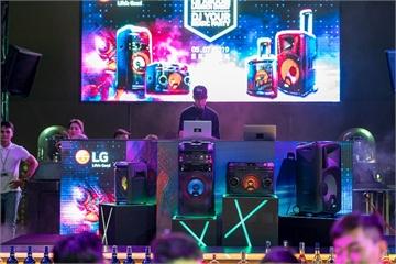LG ra mắt dòng loa XBOOM đa tính năng tại Việt Nam