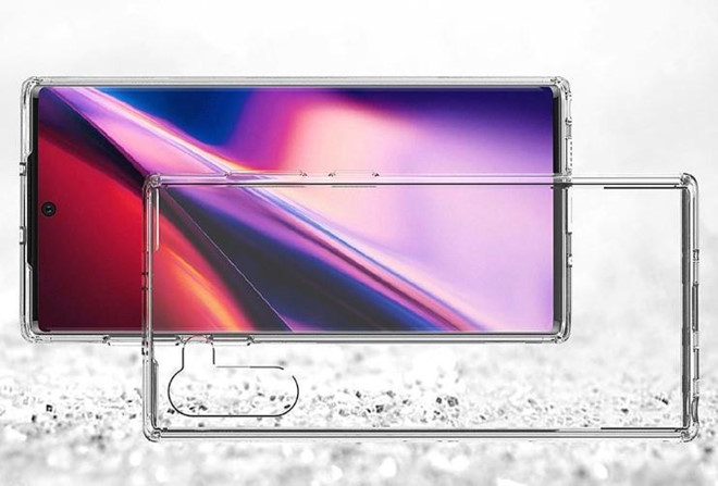 Xuat hien bo anh chi tiet cua Galaxy Note10 va Note10 Plus hinh anh 1