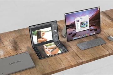 Apple đang âm thầm phát triển iPad màn hình gập?
