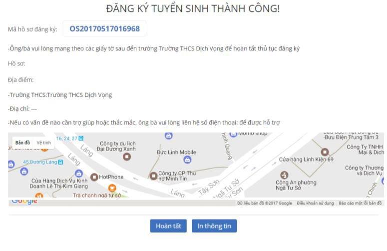 Hôm nay, Hà Nội bắt đầu cho đăng ký tuyển sinh trực tuyến vào lớp 6 năm học 2019 - 2020 | Hướng dẫn 6 bước đăng ký tuyển sinh trực tuyến vào lớp 6 tại Hà Nội | 6 bước đăng ký tuyển sinh trực tuyến vào lớp 6 năm học 2019 – 2010 tại Hà Nội