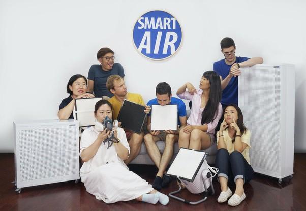 Với 30 USD, anh chàng này làm ra máy lọc không khí vượt mặt cả thiết bị nghìn đô, làm được cả startup nổi danh toàn cầu - Ảnh 19.