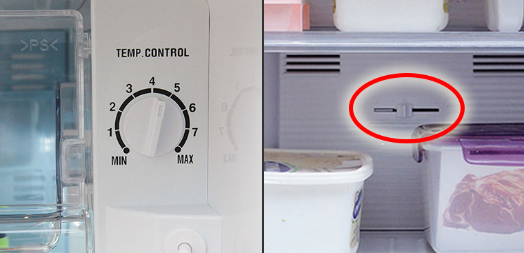 Lý do không ngờ khiến ngăn đá tủ lạnh không đông giữa ngày nắng