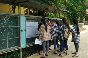 Hướng dẫn tra cứu điểm thi THPT quốc gia 2019 Phú Thọ