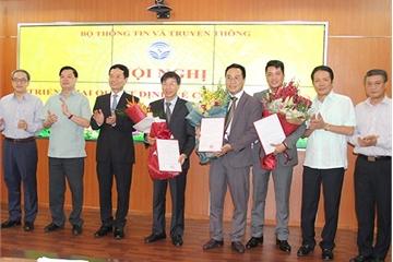 Bộ TT&TT bổ nhiệm ông Nguyễn Đức Trung giữ chức Cục trưởng Cục Tần số vô tuyến điện
