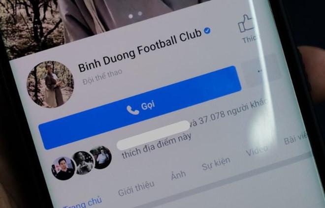 Fanpage CLB Becamex Binh Duong co tich xanh rao ban gia 65 trieu hinh anh 3