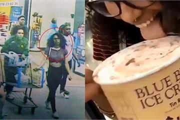 Nếm trộm đồ ở siêu thị - 'trào lưu' xấu xí khiến dân mạng Mỹ bất bình