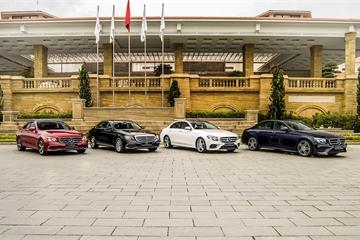 Mercedes – Benz E-Class mới chính thức ra mắt thị trường Việt Nam, giá từ 2,13 tỷ đồng