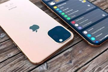 Apple sẽ ra tới 3 mẫu iPhone 5G, nhưng phải đến năm 2020 mới có