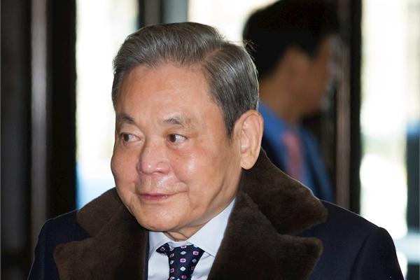 Chủ tịch Samsung giàu nhất Hàn Quốc 11 năm liên tiếp