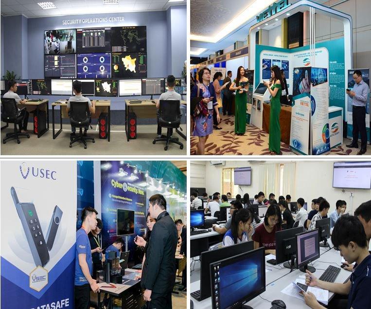 Phát triển hệ sinh thái an toàn, an ninh mạng Việt Nam lành mạnh | Bộ TT&TT muốn 2 năm tới Việt Nam có 100 doanh nghiệp an toàn, an ninh mạng mạnh