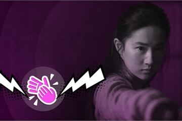 Dân mạng Trung Quốc soi ra logo Huawei trên trán Hoa Mộc Lan trong trailer mới ra mắt