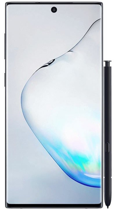 Lộ diện hình ảnh chính thức của Samsung Galaxy Note 10 - Ảnh 1.
