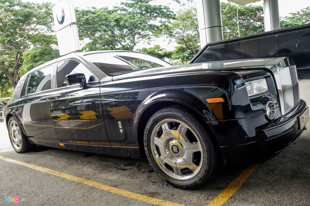 Le Thanh Than va cac dai gia so huu Rolls-Royce vuong vong to tung hinh anh 1