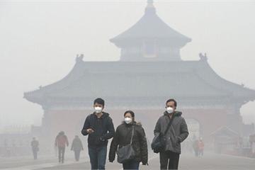 Ô nhiễm không khí ở Trung Quốc làm mờ ánh sáng, ảnh hưởng pin mặt trời