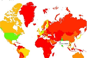 Tăng 8 bậc trong nửa đầu năm nay, Việt Nam vươn lên thứ 5 thế giới về ứng dụng IPv6